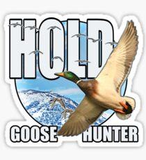 Goose Hunter Sticker