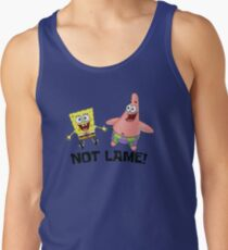 Not Lame! - Spongebob Tank Top
