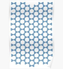 Iso Triangles Poster