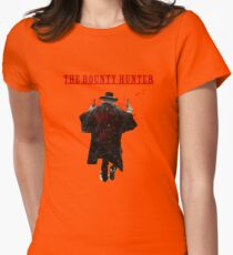 The Bounty Hunter - The Hateful Eight Womens Fitted T-Shirt