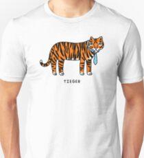 Tieger Slim Fit T-Shirt
