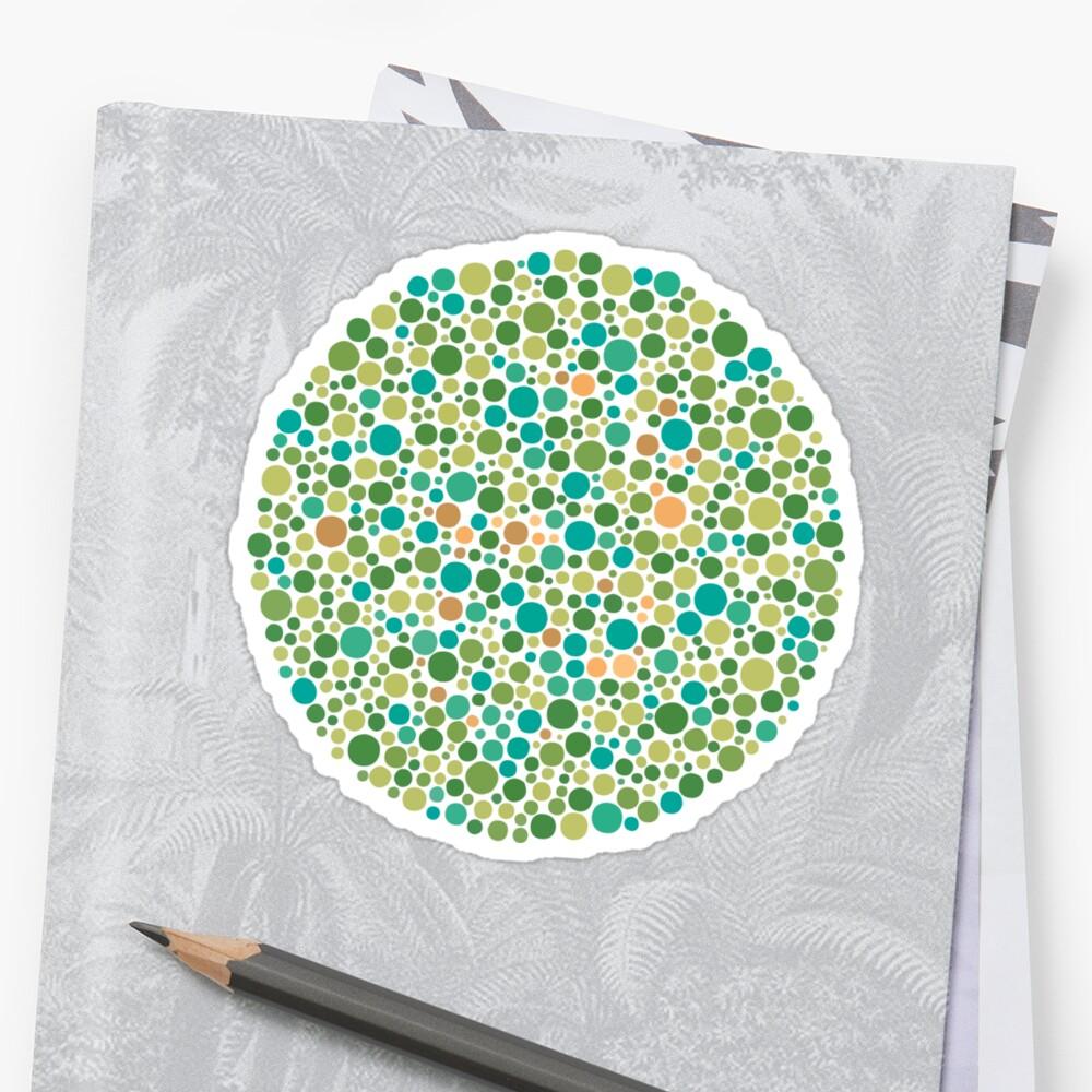 Colour Blind Test no.2\