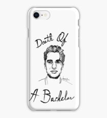 Death Of Bachelor iPhone Case/Skin