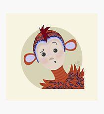 Soundsational Monkey Photographic Print