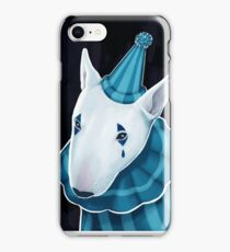 bull terrier iPhone Case/Skin