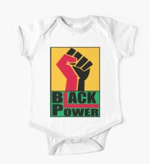 BLACK POWER SALUTE Kids Clothes
