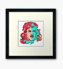 Super Queer Framed Print