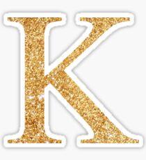 kappa / k Sticker