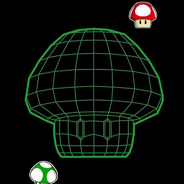 Mario's Mush by larissaredeker