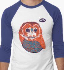 Hoo Men's Baseball ¾ T-Shirt