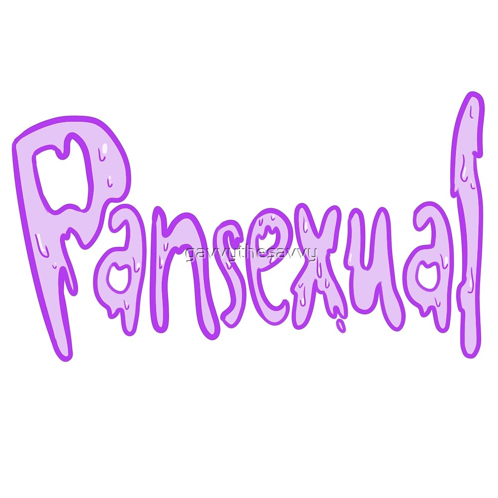 Pansexual coming out letter