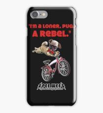 Rebel Pee Wee iPhone Case/Skin