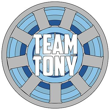 Team Tony by geekoutgalaxy