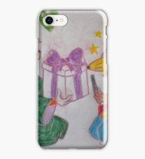 un regalo para el gran quesote iPhone Case/Skin