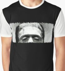 Frank's Monster Graphic T-Shirt