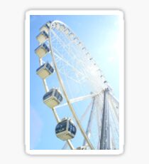 Ferris Wheel - Colour Sticker