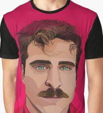 Her - Joaquin Phoenix Graphic T-Shirt