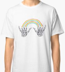 Louis Tomlinson Rainbow Hands Classic T-Shirt