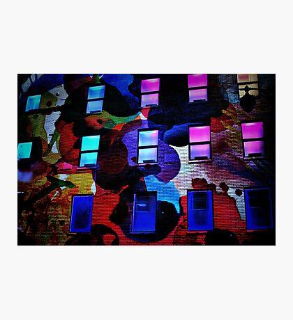 New York Colors Photographic Print