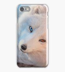 Arctic Fox iPhone Case/Skin