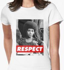RESPEKT Tailliertes T-Shirt