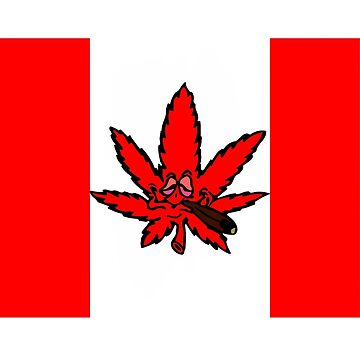 Canada Pot Flag by dakota142