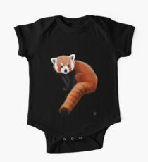 The Red Panda Shirt One Piece - Short Sleeve