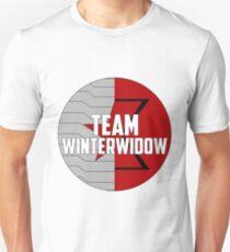 Team WinterWidow T-Shirt