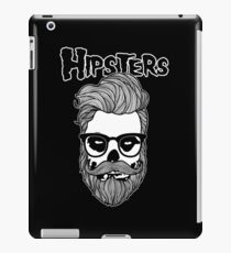 Hipsters iPad Case/Skin