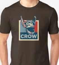 Vote Crow T. Robot Unisex T-Shirt