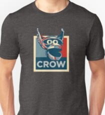 Vote Crow T. Robot Unisex T-Shirt