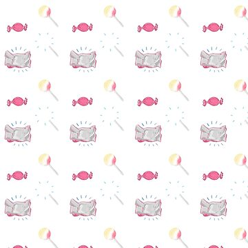 Candy Wallpaper  by katherinepigott