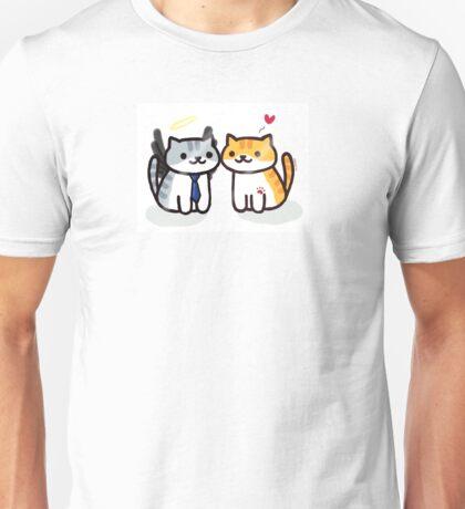 Neko atsume - Destiel Unisex T-Shirt