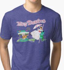 Lustiger Urlaub Vintage T-Shirt