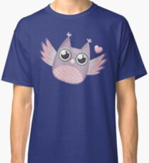 Pink owl Classic T-Shirt