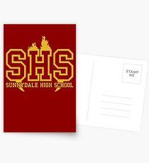 BTS SDHS Postcards