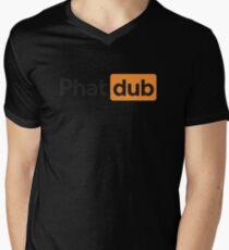 phat dub Mens V-Neck T-Shirt