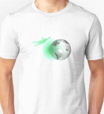 Football Globe Unisex T-Shirt