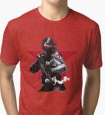Winter Soldier Tri-blend T-Shirt