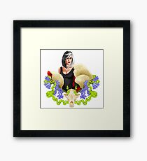 Cruella  Framed Print