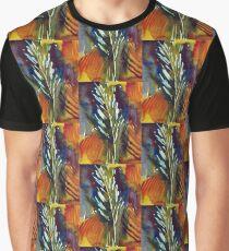 Grass Harp 002 Graphic T-Shirt