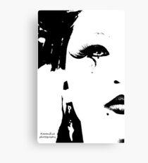 Sumi-iro Canvas Print