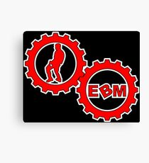 EBM Logo 3 Canvas Print