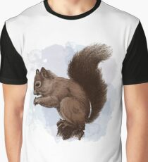Squirrel.  Graphic T-Shirt