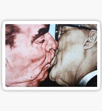 The Kiss Sticker