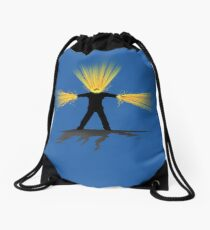 Time Lord Regeneration Drawstring Bag