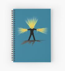 Time Lord Regeneration Spiral Notebook