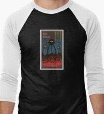 The War Of The Worlds Men's Baseball ¾ T-Shirt