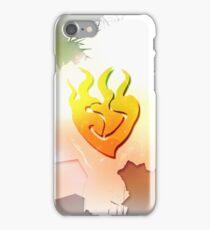A Yang's Flame iPhone Case/Skin