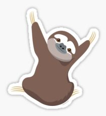 Baby Sloth Sticker